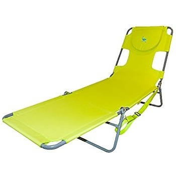 Trendy Ostrich Chair Folding Chaise Lounges Intended For Amazon: Ostrich Chaise Lounge, Green: Garden & Outdoor (View 15 of 15)