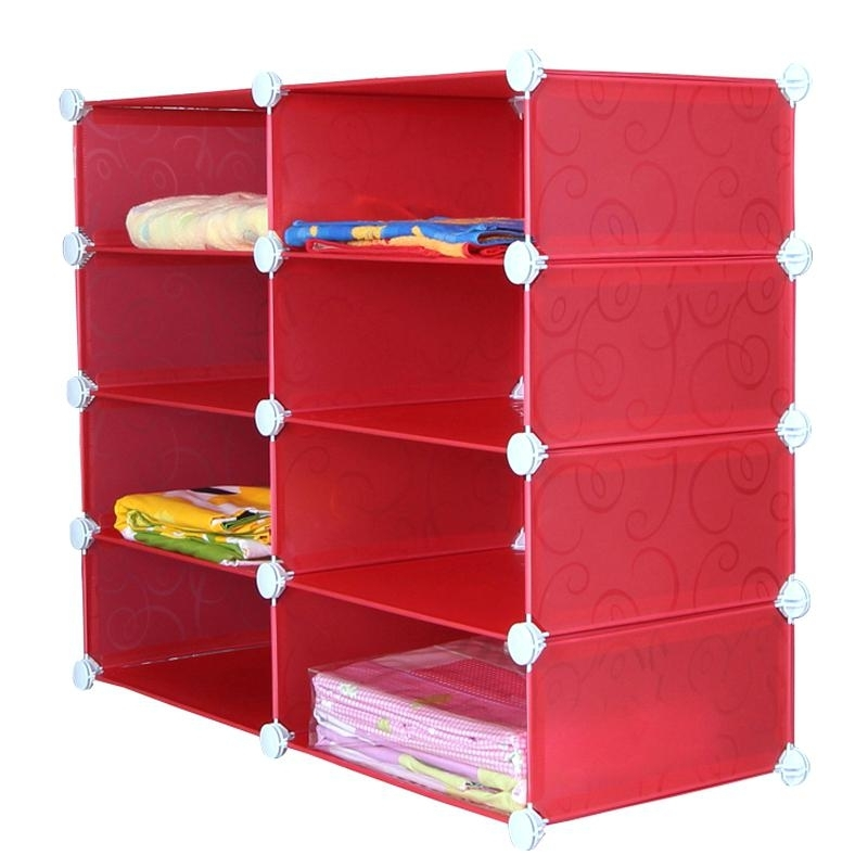 Trendy Plastic Clothes Storage Containers – Dominy Intended For Plastic Wardrobes Box (View 11 of 15)