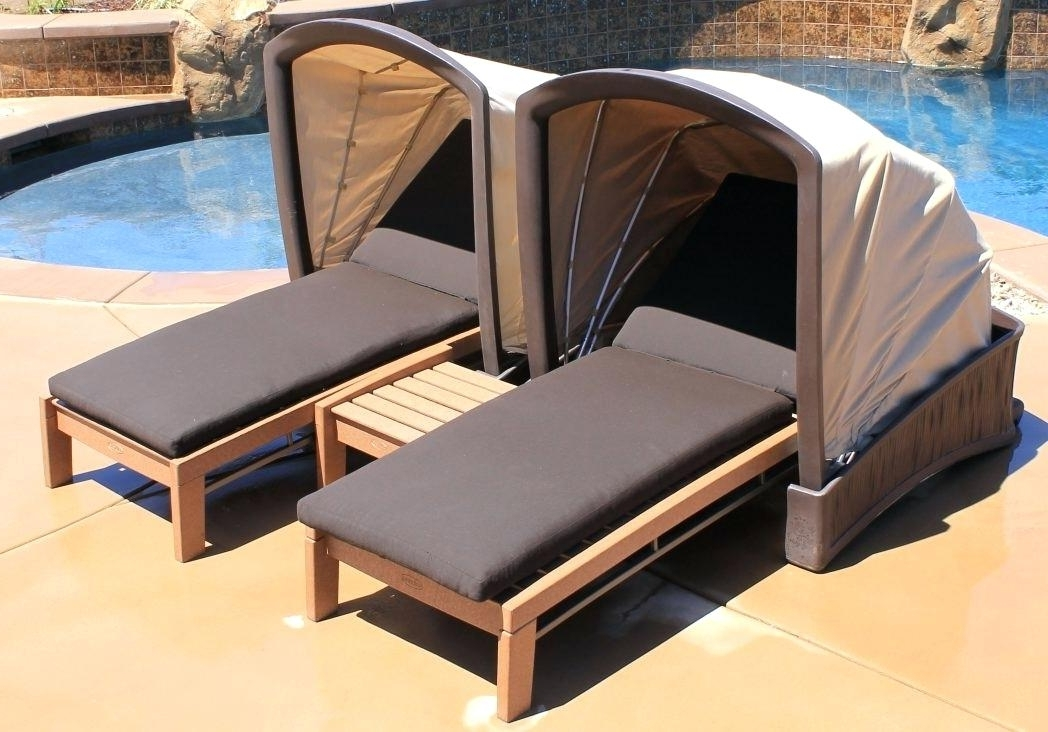 Trendy Portable Outdoor Chaise Lounge Chairs With Portable Chaise Lounge Sustainable Outdoor Furniture Cabanas (View 14 of 15)