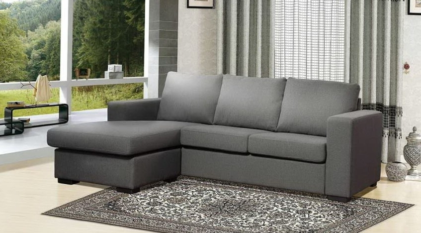 Trendy Sectional Sofa Design Charcoal Gray Sectional Sofa With Chaise With Gray Sectionals With Chaise (View 12 of 15)