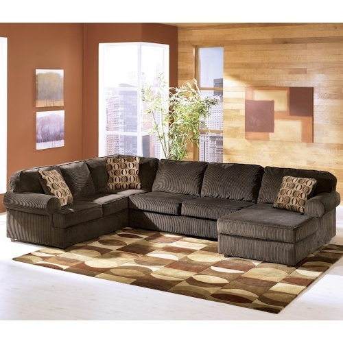Trendy Sectional Sofas At Ashley Within Sectional Sofa Design: Good Looking Sectional Sofa Ashley (View 2 of 10)