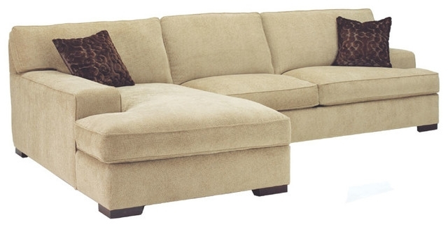 Trendy Sectional Sofas With Chaise Acme Vogue Microfiber Reversible In Chaise Sectional Sofas (View 7 of 15)