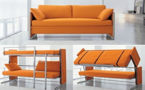 Featured Photo of Sofa Bunk Beds