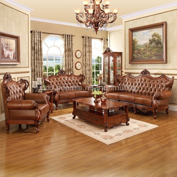 Trendy Victorian Style Leather Sofa – Buy Victorian Style Leather Sofa Throughout Victorian Leather Sofas (View 8 of 10)