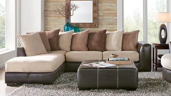 Trendy Wonderful Living Rooms : Rooms To Go Gray Sectional Sofa Sofas Inside Sectional Sofas At Rooms To Go (View 10 of 10)