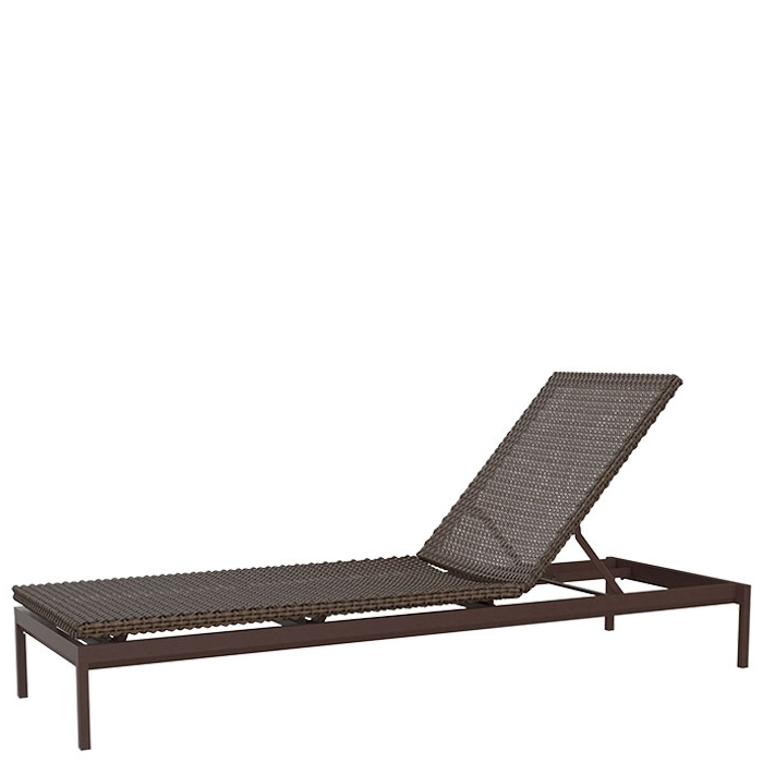Tropitone Chaise Lounges For Most Up To Date Tropitone Chaise Lounge (View 6 of 15)