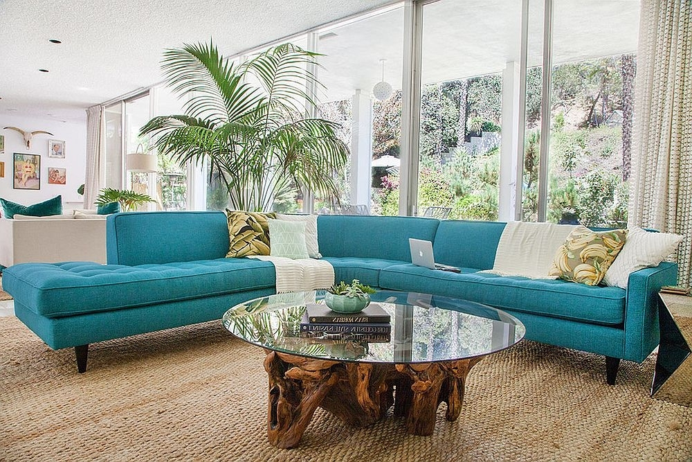 Turquoise Sofa Living Room — Awesome Homes : Best Ideas Turquoise For Most Popular Turquoise Sofas (View 8 of 10)