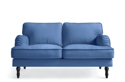 Two Seater Fabric Sofas (View 10 of 10)