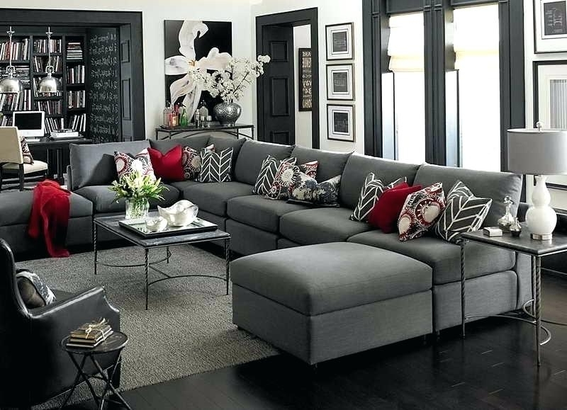 U Shaped Sofas – Navillezhang With Popular Huge U Shaped Sectionals (View 9 of 10)