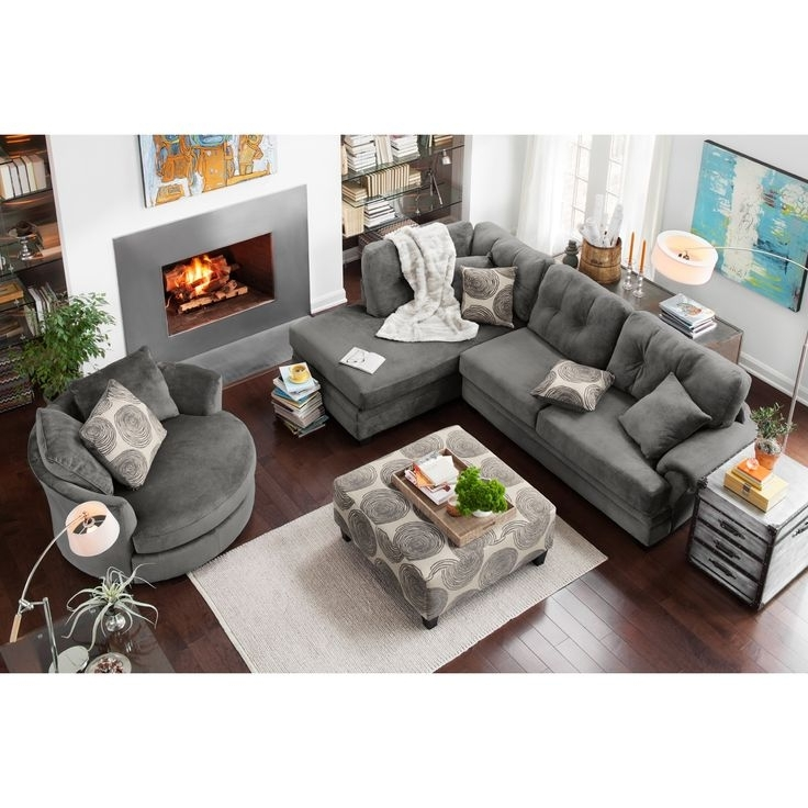 Value City Sectional Sofas With Preferred Fancy Value City Sectional Sofa 67 On Office Sofa Ideas With Value (View 9 of 10)