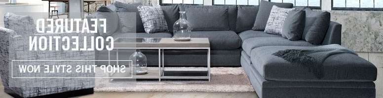 Vaughan Sectional Sofas With Famous Sectional Sofas (Gallery 3 of 10)