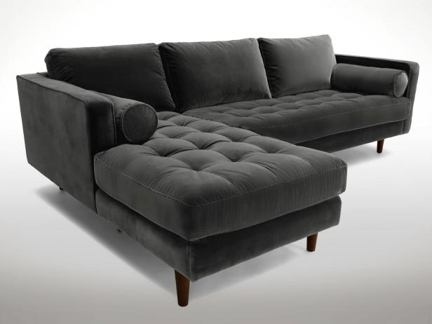 Velvet Sofas With Popular 11 Of The Best Velvet Sofas To Decorate With (View 9 of 10)