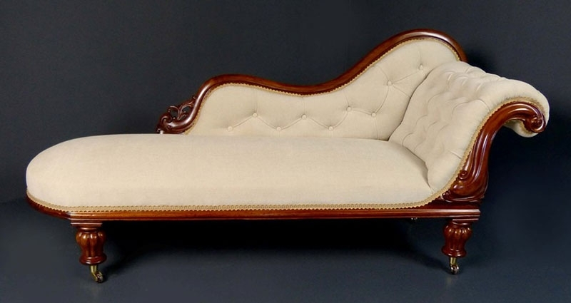 Victorian Chaise Lounges Intended For Best And Newest The Chaise: A Long History – Living Outdoors (View 10 of 15)