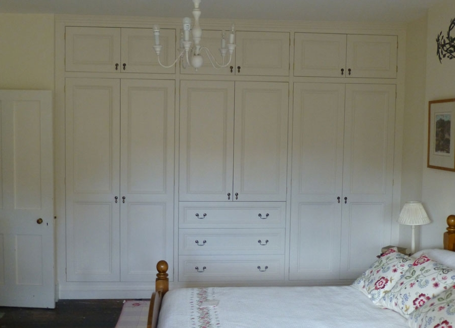 Victorian Style Fitted Wardrobepeter Henderson Furniture Regarding Latest Victorian Style Wardrobes (View 9 of 15)