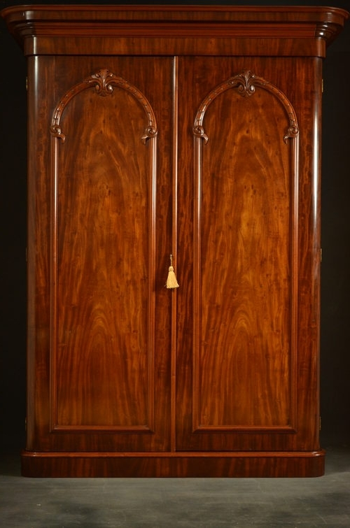 Victorian Wardrobes With Most Recently Released Victorian Wardrobe – Antiques Atlas (View 12 of 15)