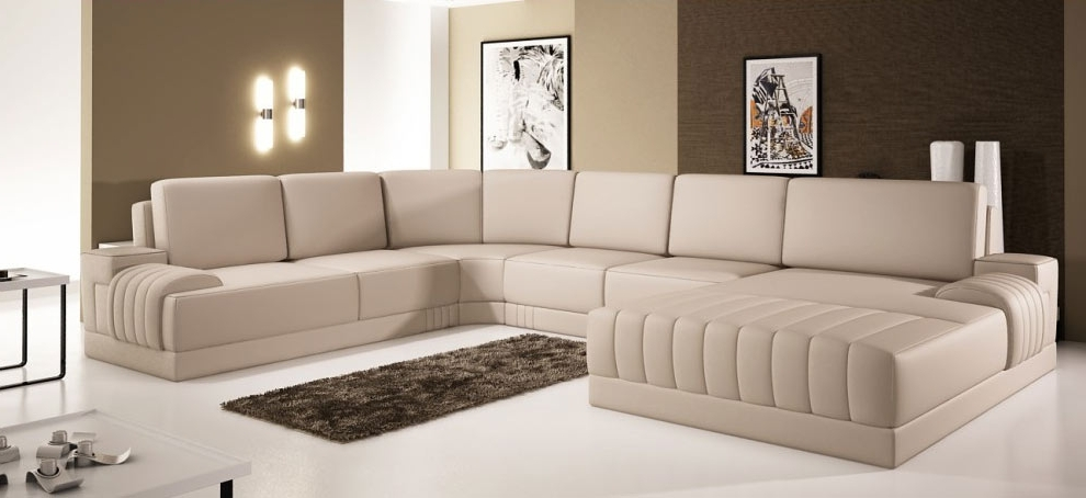 Vt Sectional Sofas Regarding Most Popular Tremendeous Sofa Nice Modern Leather Sectional Sofas 2 B On (Gallery 3 of 10)
