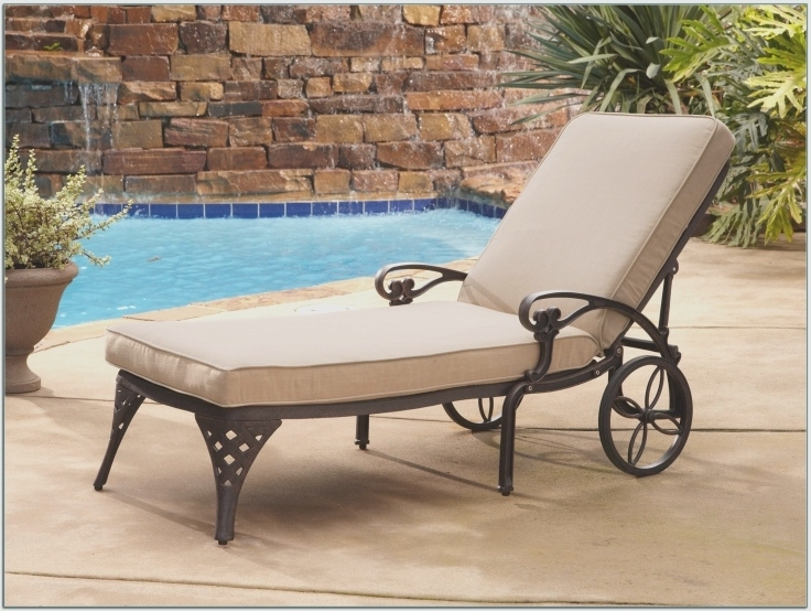 Walmart Outdoor Chaise Lounges Intended For Most Recent Quiz: How Much Do You Know About Walmart Chaise Lounge (View 10 of 15)
