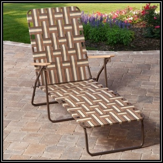 Walmart Outdoor Chaise Lounges Regarding Newest Outdoor Chaise Lounge Chairs Canada – Chairs : Home Design Ideas (View 11 of 15)