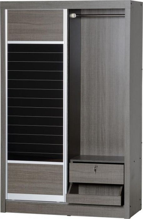 Featured Photo of Black Wood Wardrobes