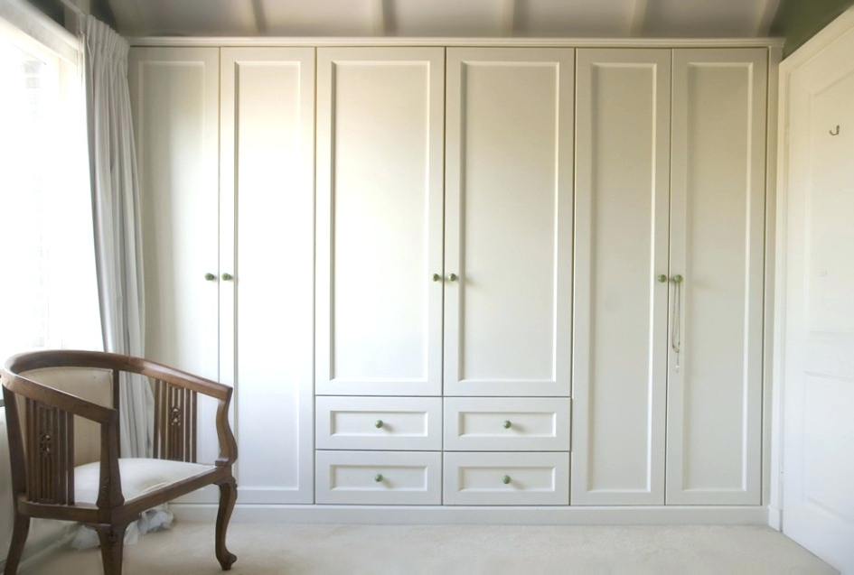 Wardrobes ~ Bedroom Wardrobe Cabinet Designs Tall Bedrooms Black With 2017 White Bedroom Wardrobes (View 9 of 15)
