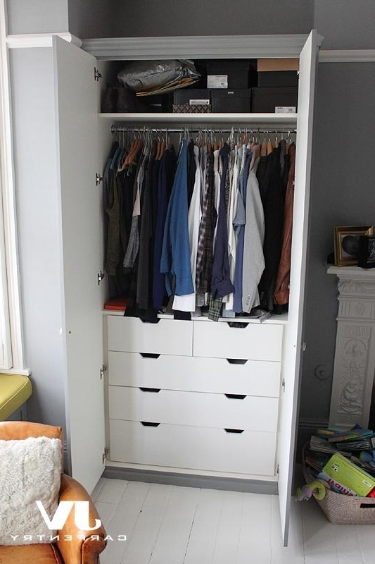 Wardrobes Interior Layouts (View 15 of 15)