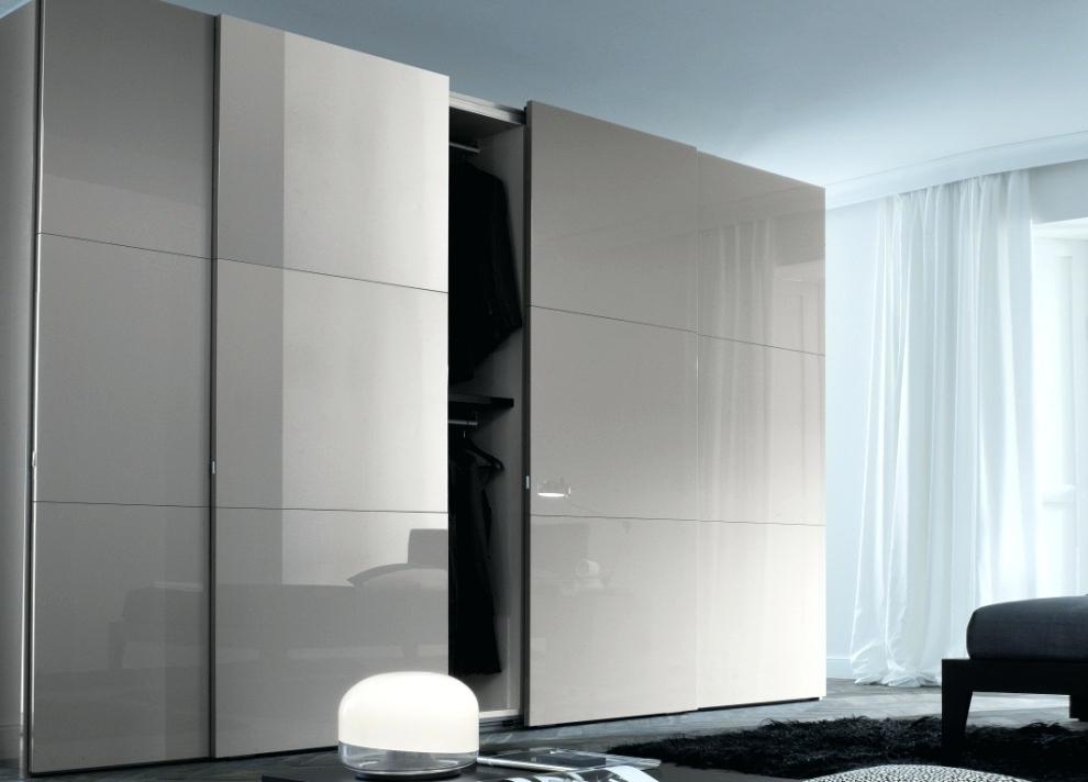Wardrobes ~ Jesse Trendy Sliding Door Wardrobe Now Discontinued Regarding Popular Large Black Wardrobes (View 13 of 15)