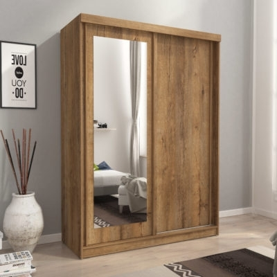 Wardrobes With 2 Sliding Doors Pertaining To Most Recently Released 2 Door Sliding Wardrobes (View 6 of 15)