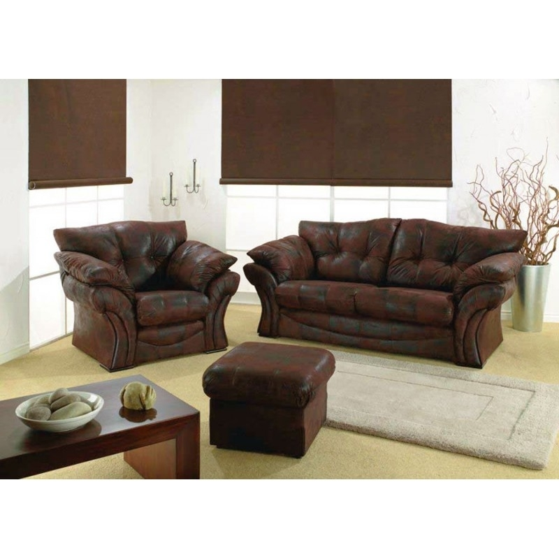 Well Known 3 Seater Sofas And Cuddle Chairs With Grampian Furnishers (View 9 of 10)