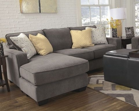 Well Known Ashley Furniture Sofa Chaises With Ashley Furniture Gray Sofa With Chaise (View 6 of 15)