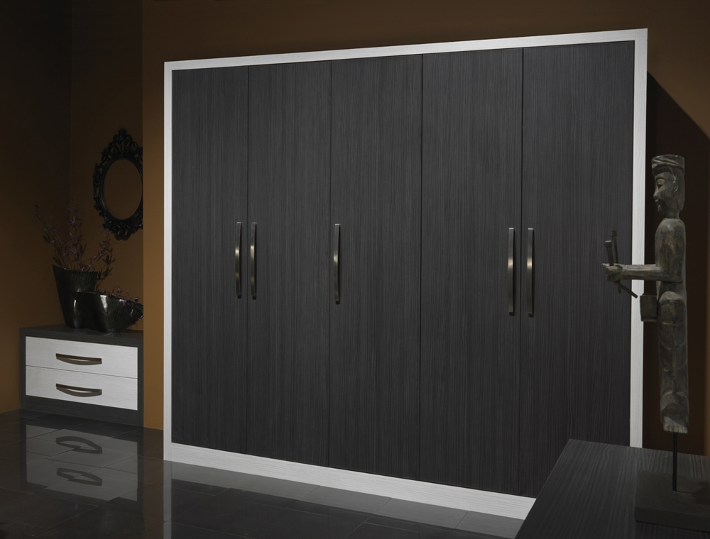 Well Known Aspire Full Range – Regarding Black Wood Wardrobes (View 10 of 15)