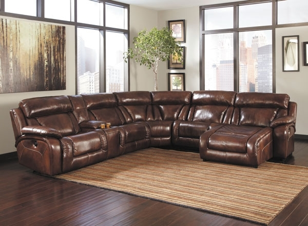 Well Known Benefits Of Leather Sectional Furniture – Elites Home Decor With Regard To Leather Sectional Sofas (View 6 of 10)