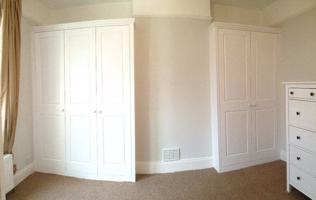 Well Known Bespoke Fitted Wardrobes, Alcove Units, Under Stairs Storage For Alcove Wardrobes (View 15 of 15)