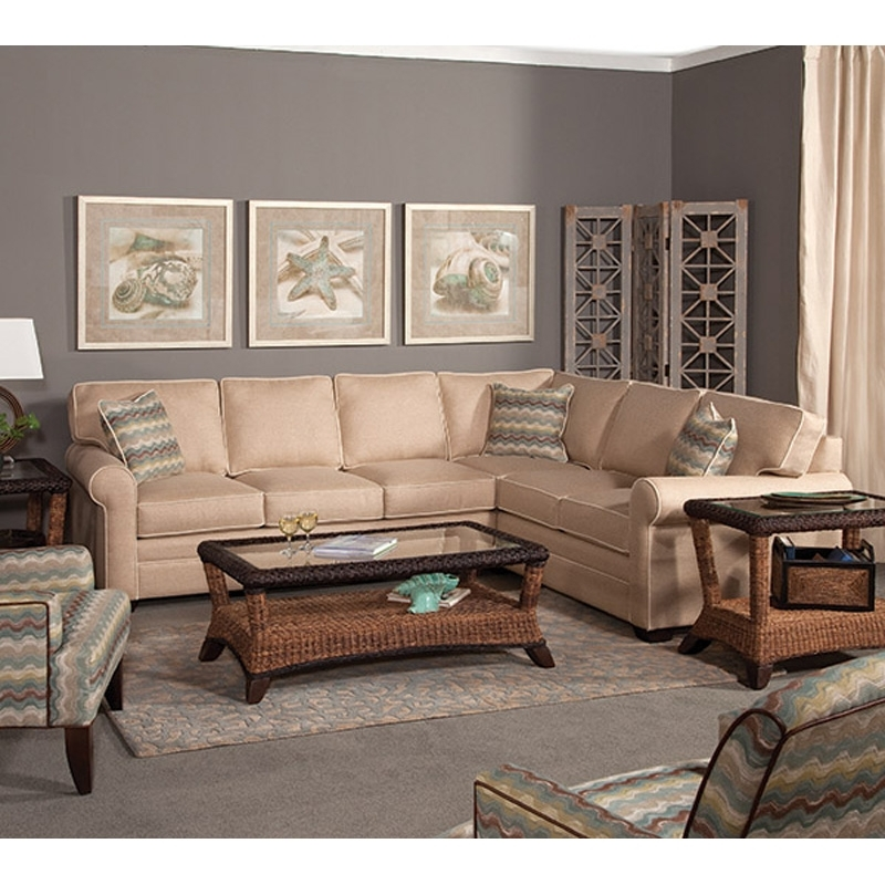 Well Known Braxton Sectional Sofas Inside Sectional 728 Bedford Braxton Culler Outlet Discount Furniture (View 8 of 10)