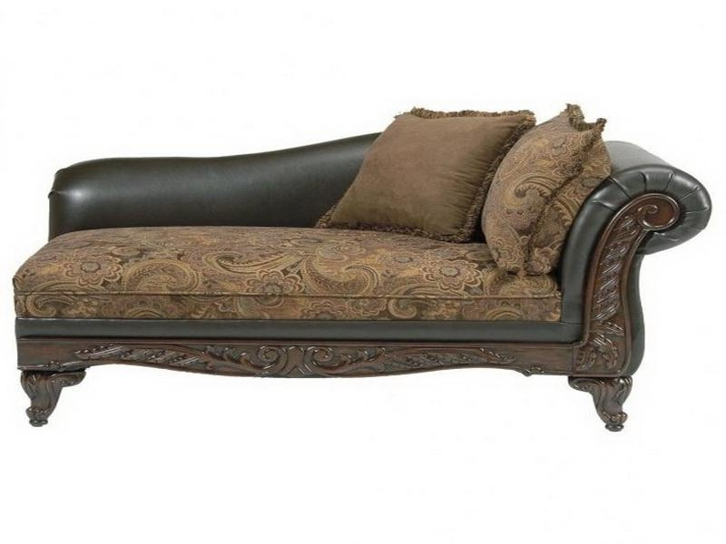 Well Known Brown Chaise Lounge (View 14 of 15)