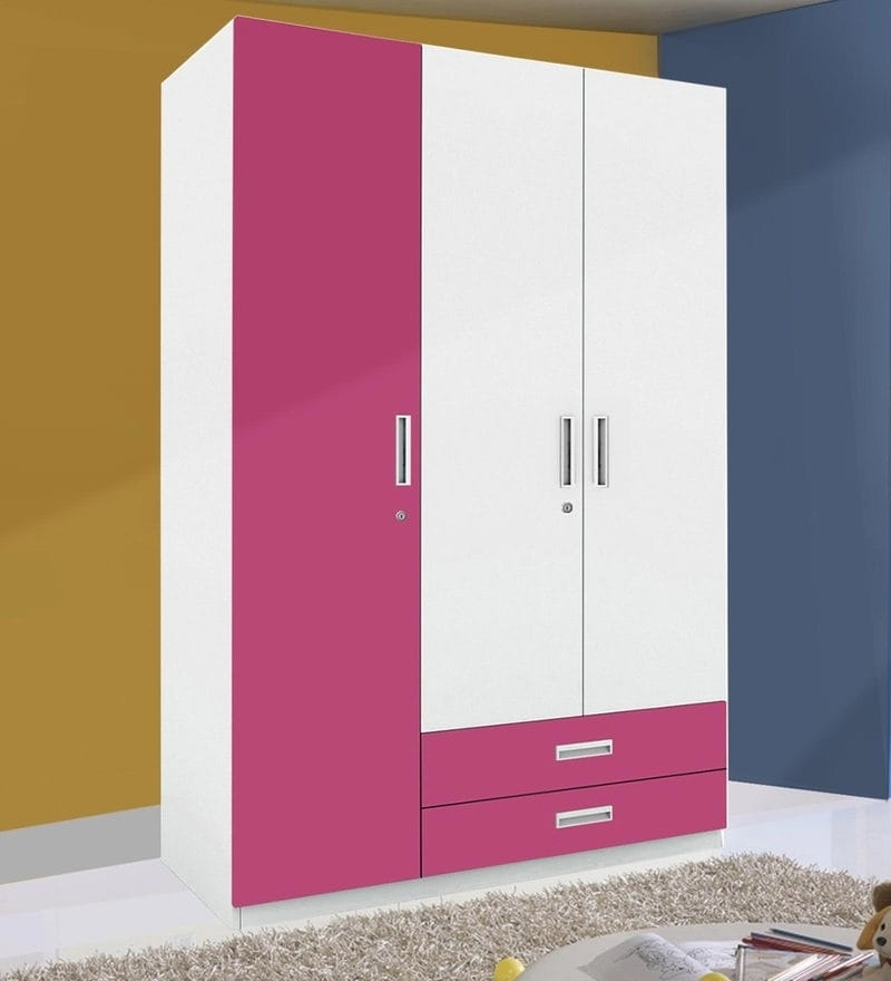 Well Known Buy Princess Wardrobe In Pink Finishtezerac Online – Wardrobes With Princess Wardrobes (View 6 of 15)