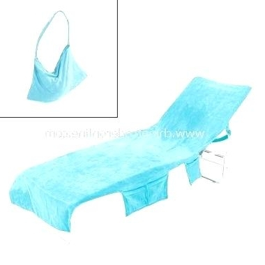 Well Known Chaise Lounge Towel Covers With Terry Cloth Chair Cover Chaise Lounge Cushion Covers For Bedroom (View 15 of 15)