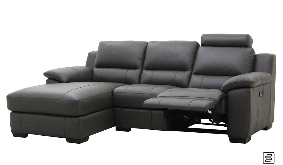 Well Known Chaise Recliners For Stylish Chaise Lounge Recliner 11 Fully Reclining Chaise (View 3 of 15)