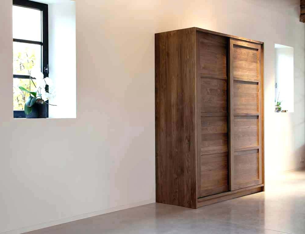 Well Known Cheap Solid Wood Wardrobes Intended For Solid Wood Sliding Wardrobe Doors Wardrobes Pacific Reclaimed (View 12 of 15)