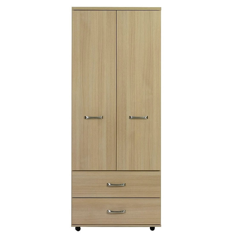 Well Known Combi Wardrobes Pertaining To Hycliffe Collection 2 Door 2 Drawer Combi Wardrobe – Ron Campion (View 14 of 15)