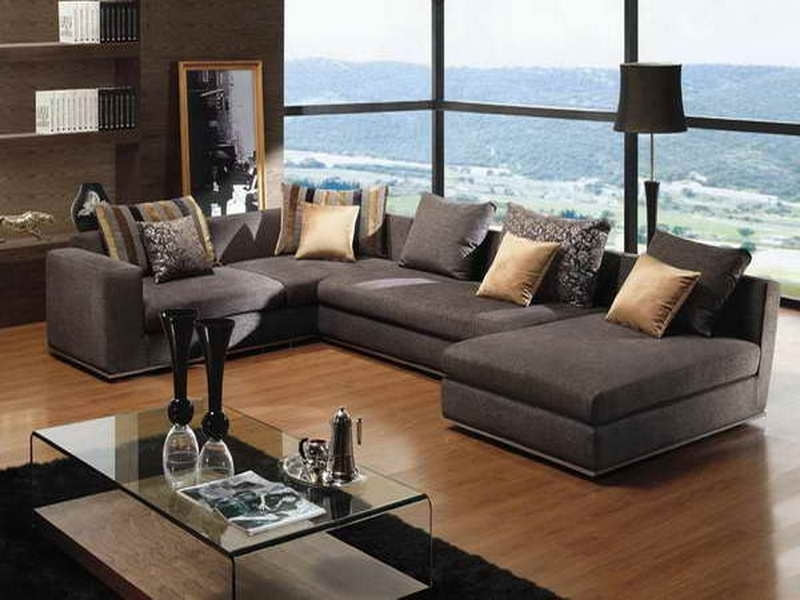 Well Known Comfortable Sectional Sofas Intended For Amazing Most  Comfortable Sectional Couches 16 On Modern Sofa