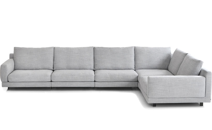 Well Known Elle Sectional Sofa – Hivemodern With Sectional Sofas At Bc Canada (View 10 of 10)