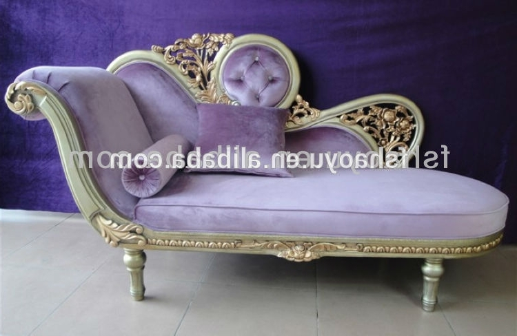 Well Known European Chaise Lounge Chairs Intended For European Style Fabric Royal Chair/ Antique Chaise Lounge/luxury (View 14 of 15)