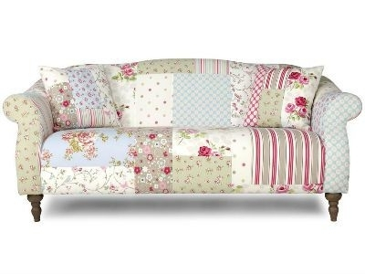 Well Known Floral Sofa Bed – Smart Furniture With Regard To Floral Sofas And Chairs (View 9 of 10)