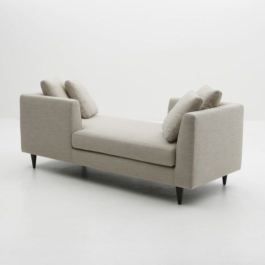 Well Known Focus One Home Elan Double End Chaise Lounge (View 10 of 15)
