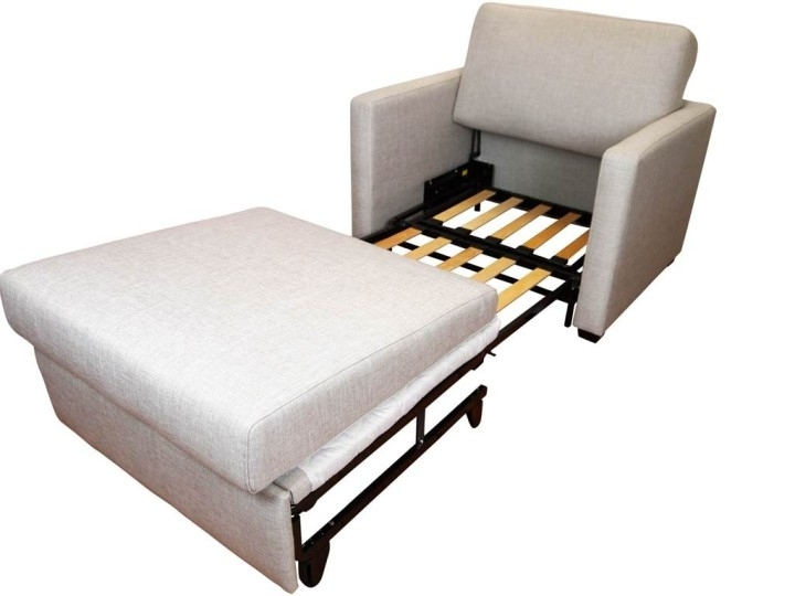 Well Known Fold Up Sofa Chairs Within Awesome Single Sofa Sleeper Single Sofa Bed Dimensions Wildwoodsta (View 7 of 10)