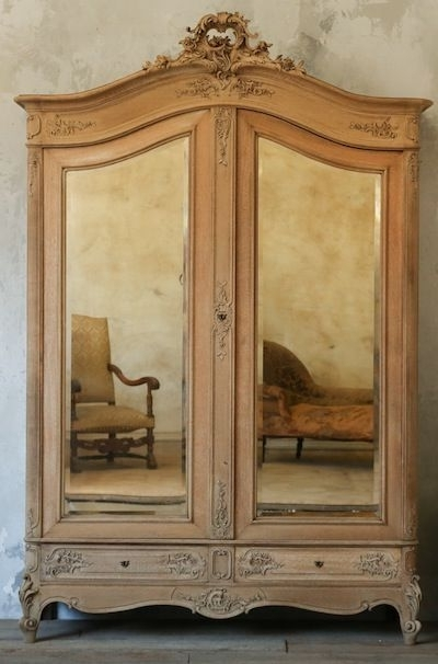 Well Known French Armoires Wardrobes Regarding 202 Best Antique Armoires, Wardrobes And Cabinets Images On (View 14 of 15)