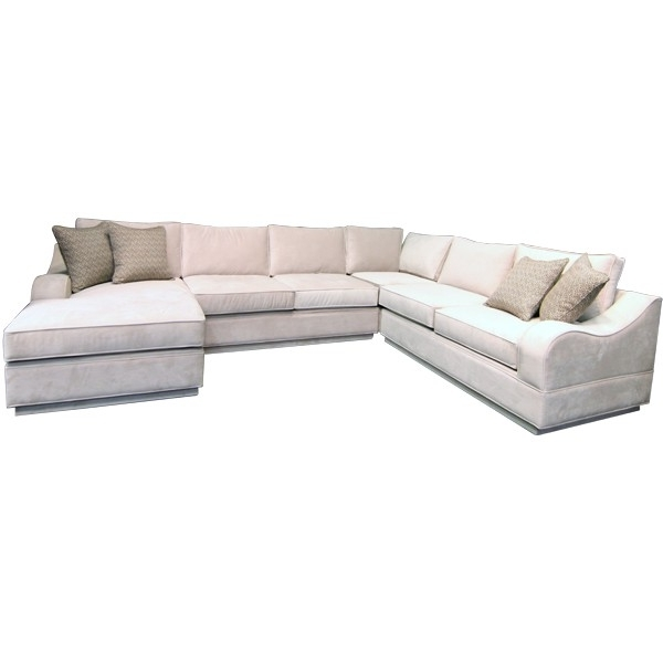 Well Known Gallery Furniture Sectional Sofas In Gallery Furniture Custom Contemporary Sand Sectional – Sofa (View 9 of 10)
