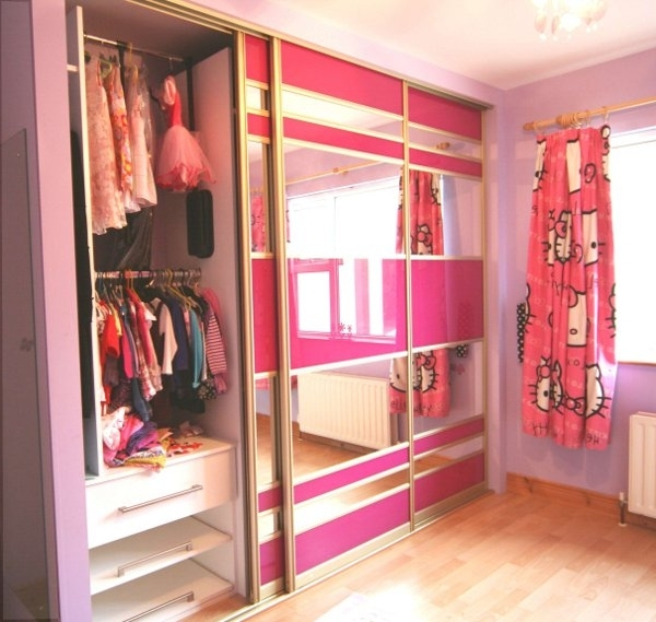 Well Known Girls Wardrobes With Regard To Bedroomspaul James (View 13 of 15)