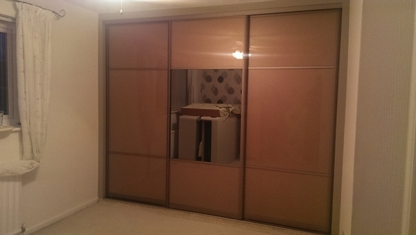 Well Known Hampshire Wardrobes In Fitted Sliding Wardrobes In Basingstoke, Hampshire > Harmony Made (View 8 of 15)