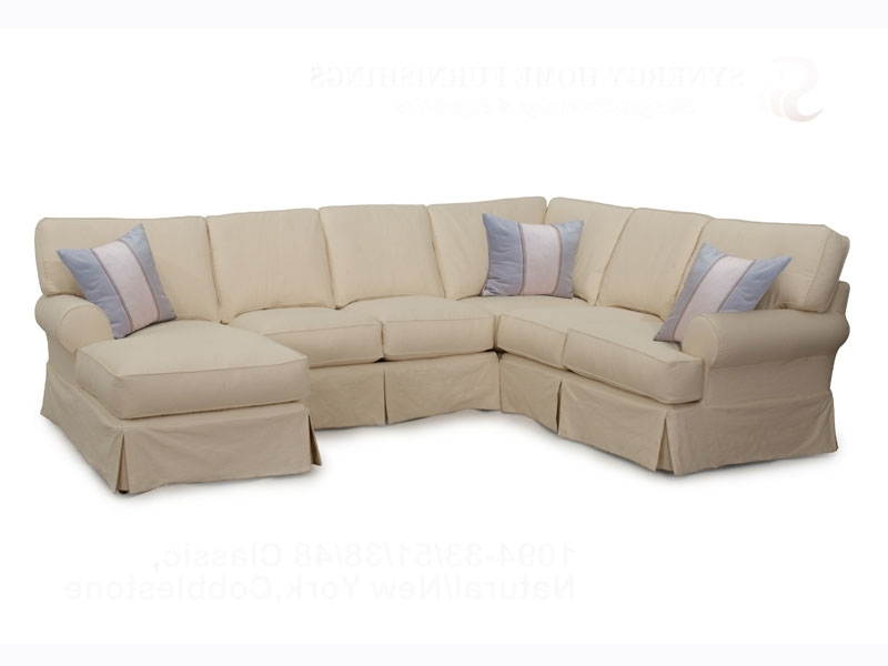 Well Known Ii 3 Or 4pc Slipcover Sectionalhenry Clay Intended For Little Rock Ar Sectional Sofas (View 10 of 10)